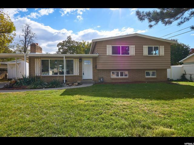 1870 E 7020 S, Cottonwood Heights, UT 84121 (#1562206) :: Big Key Real Estate