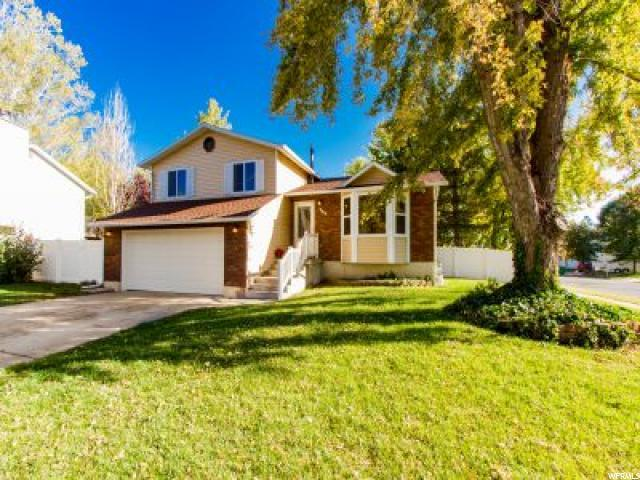 769 Country View Way, Layton, UT 84041 (#1562220) :: Big Key Real Estate