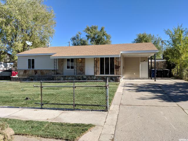 5149 S Capehart St, Kearns, UT 84118 (#1562228) :: Big Key Real Estate