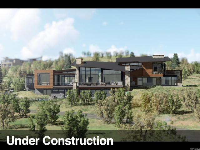 9284 N Promontory Summit Dr, Park City, UT 84098 (MLS #1562275) :: High Country Properties