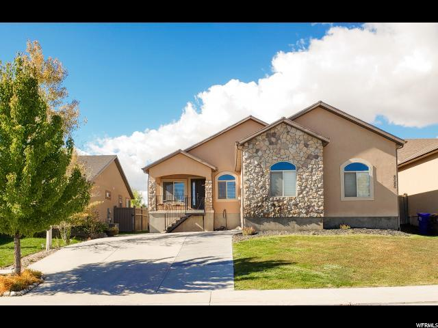 8685 N Franklin Dr, Eagle Mountain, UT 84005 (#1562276) :: The Fields Team