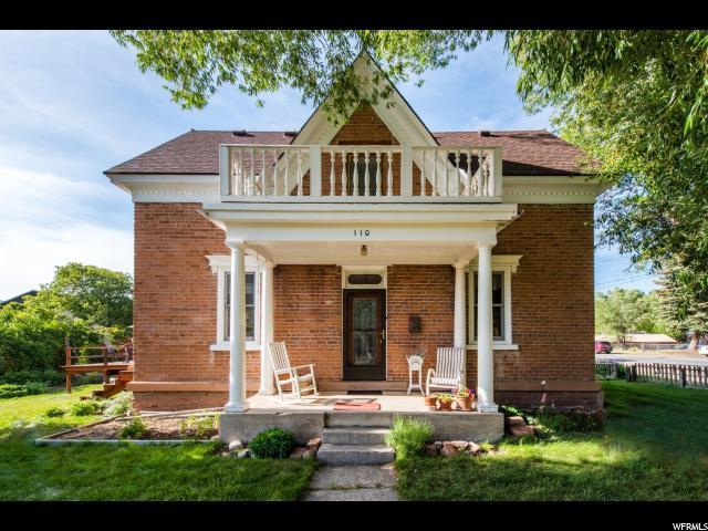 110 W 200 N, Heber City, UT 84032 (#1562295) :: Big Key Real Estate