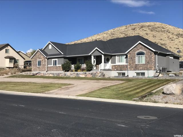 2653 E Horizon Dr N, Eagle Mountain, UT 84005 (#1562308) :: The Fields Team