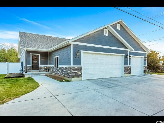 426 N 600 W, Orem, UT 84057 (#1562311) :: Big Key Real Estate