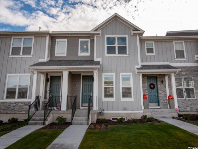 6623 W Terrace Wash Ln S #230, West Jordan, UT 84081 (#1562313) :: Colemere Realty Associates