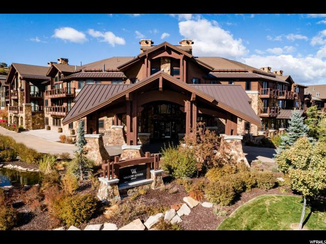 2100 W Frostwood Blvd #7117, Park City, UT 84098 (#1562353) :: Colemere Realty Associates