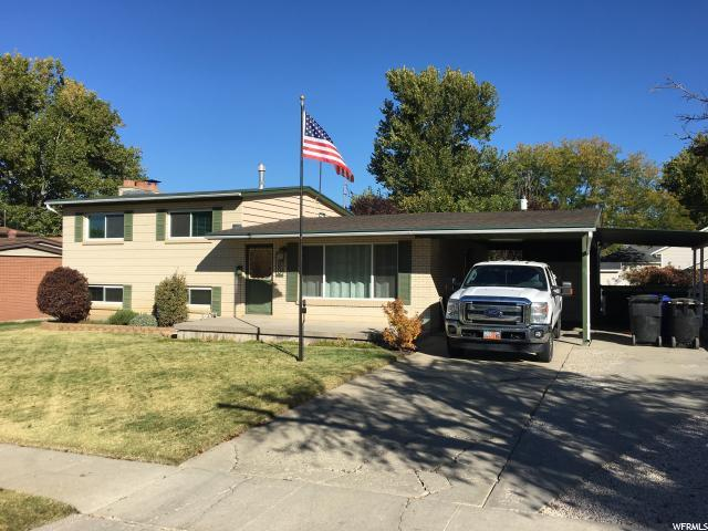 223 E 550 N, Bountiful, UT 84010 (#1562399) :: RE/MAX Equity