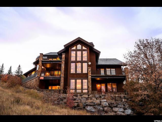 3127 W Deer Crest Estates Dr, Park City, UT 84060 (#1562441) :: Big Key Real Estate
