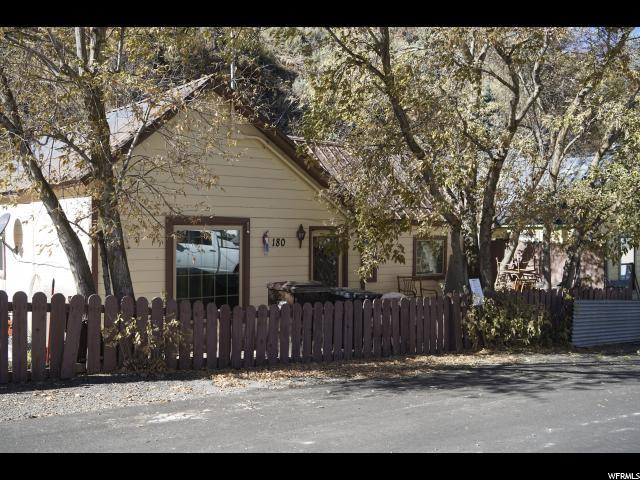 180 Daly Ave, Park City, UT 84060 (#1562448) :: RE/MAX Equity
