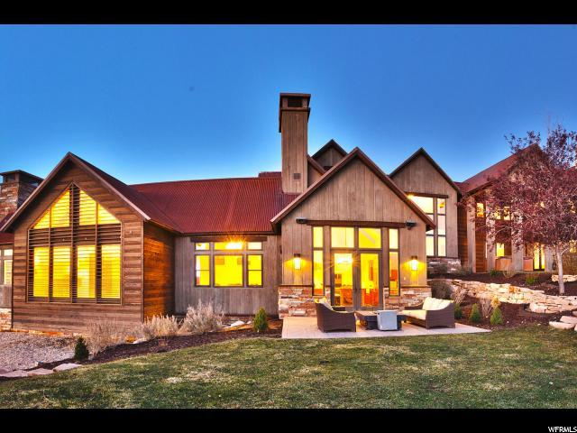 2962 E West View Trl, Park City, UT 84098 (MLS #1562453) :: High Country Properties