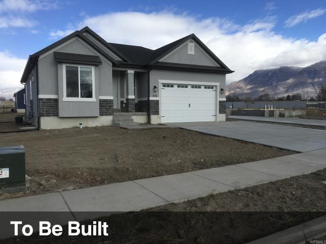 354 E Snowy Egret Dr S #67, Salem, UT 84653 (#1562460) :: Big Key Real Estate