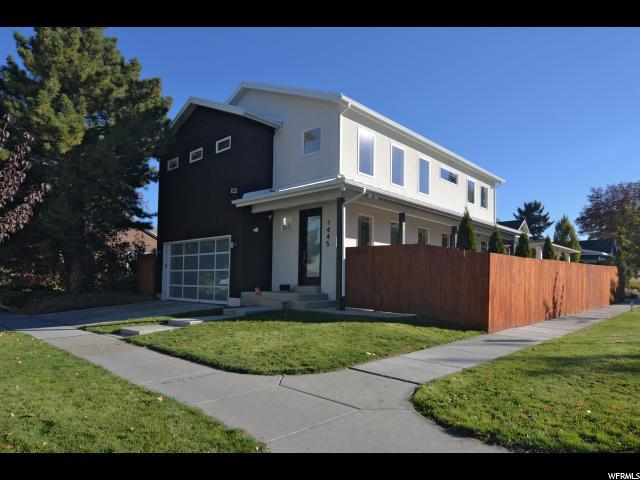 1445 S 800 E, Salt Lake City, UT 84105 (#1562480) :: Big Key Real Estate