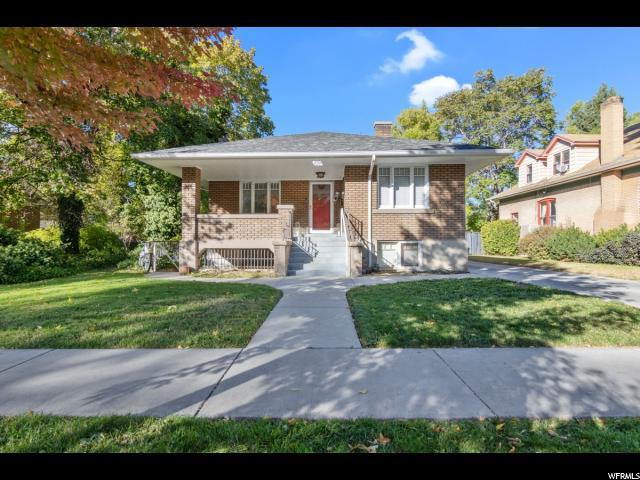 459 N 600 E, Provo, UT 84606 (#1562483) :: Big Key Real Estate