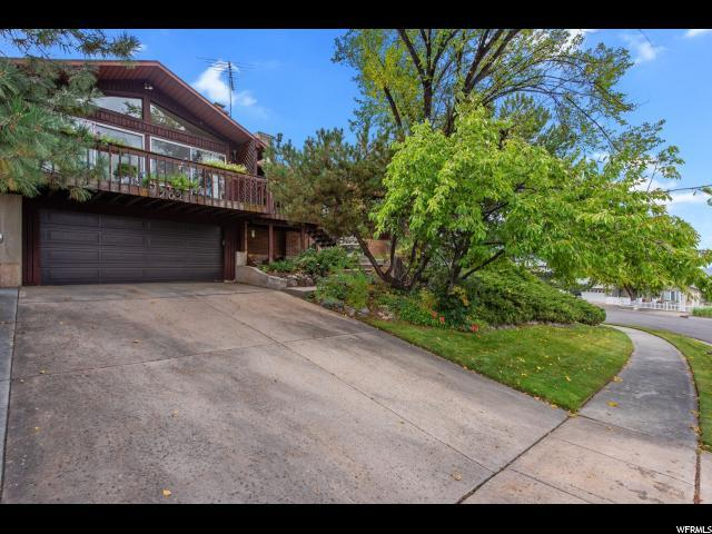 702 Hillside Oak Cir, North Salt Lake, UT 84054 (#1562486) :: RE/MAX Equity