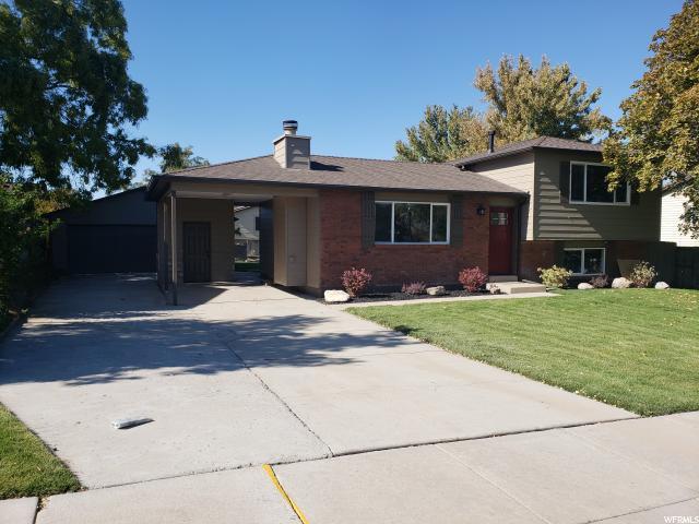 4242 S King Valley Way W, Salt Lake City, UT 84128 (#1562513) :: Big Key Real Estate