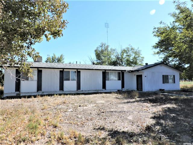 312 N 200 W, Hinckley, UT 84635 (#1562523) :: Big Key Real Estate