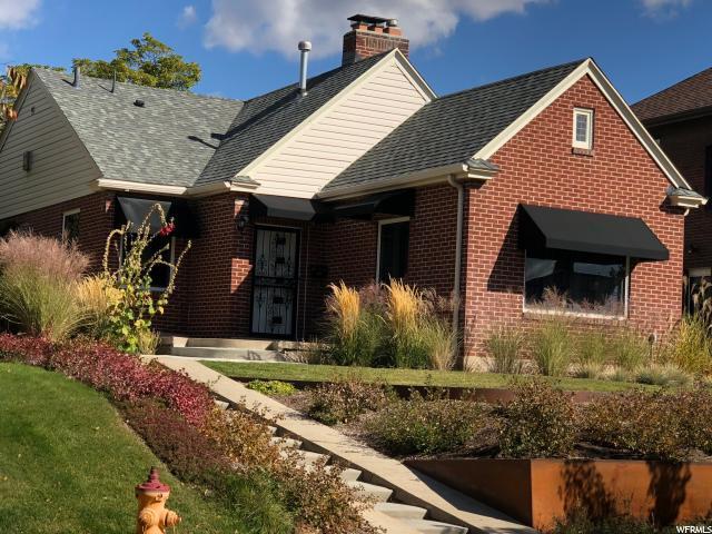 935 S Fairview Ave, Salt Lake City, UT 84105 (#1562526) :: Big Key Real Estate