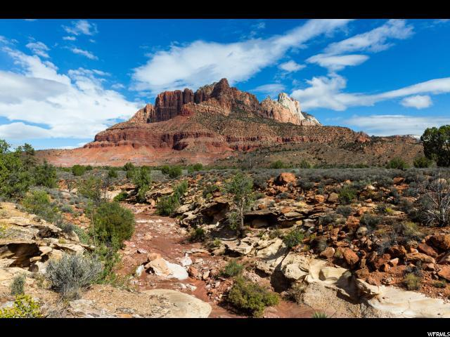 2495 Navajo Cir, Springdale, UT 84767 (MLS #1562557) :: Lawson Real Estate Team - Engel & Völkers
