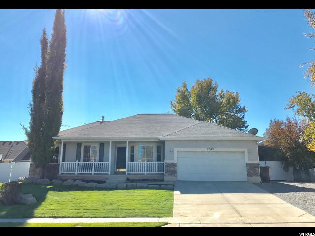 2083 W 12510 S, Riverton, UT 84065 (#1562563) :: Big Key Real Estate