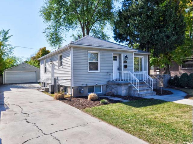 220 E Truman Ave, Salt Lake City, UT 84115 (#1562574) :: Big Key Real Estate