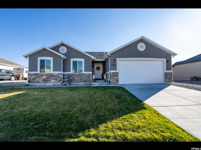 1196 E Stanford Dr S, Eagle Mountain, UT 84005 (#1562575) :: Exit Realty Success