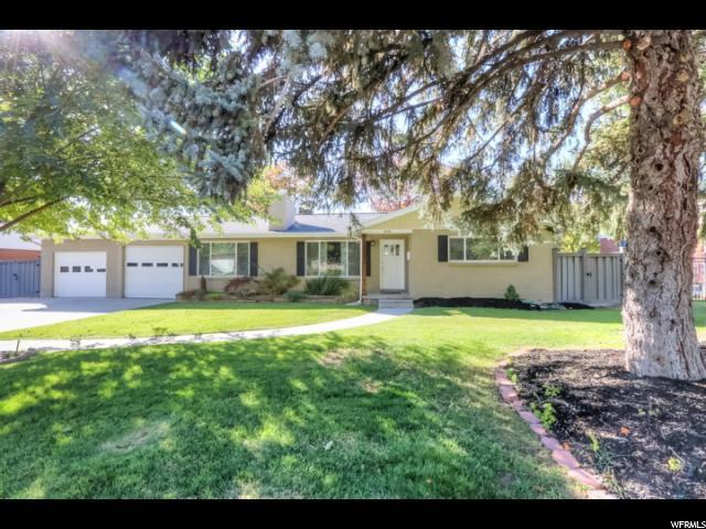 3838 S 1950 E, Millcreek, UT 84106 (#1562578) :: Big Key Real Estate
