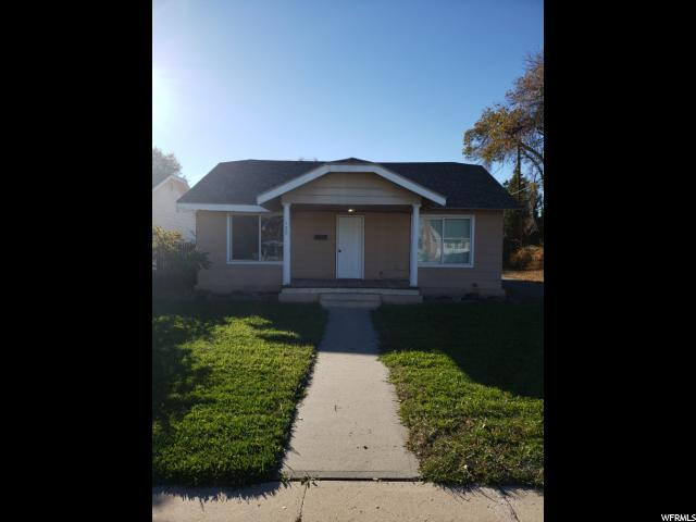 129 N 500 W, Vernal, UT 84078 (#1562580) :: Big Key Real Estate