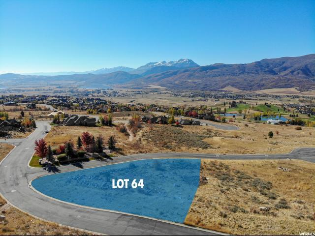 5517 E Alpen Glow - Lot 64, Eden, UT 84310 (#1562582) :: Big Key Real Estate