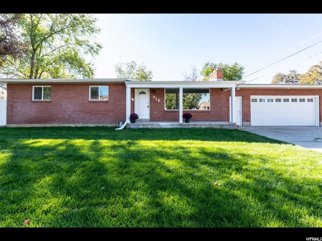 515 W 700 S, Brigham City, UT 84302 (#1562596) :: Exit Realty Success