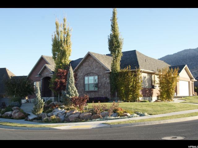 386 E Edgehill Dr S, Providence, UT 84332 (#1562598) :: Big Key Real Estate