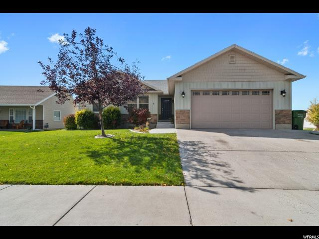 8 E Andrews Ln N, Providence, UT 84332 (#1562613) :: The Fields Team