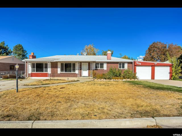 7670 S Steffensen Dr, Cottonwood Heights, UT 84121 (#1562616) :: The Fields Team