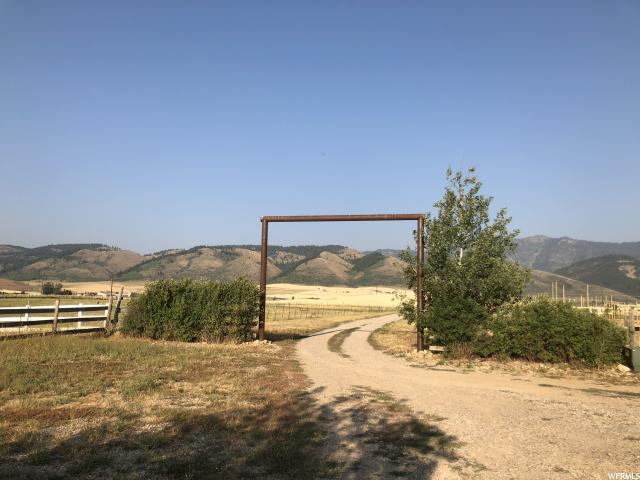 1393 Grover Narrows Rd, Grover, WY 83122 (#1562646) :: Red Sign Team