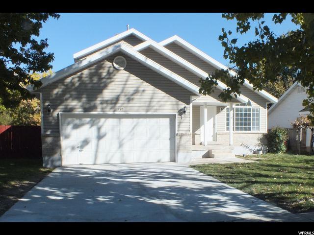 276 Downs Dr, Ogden, UT 84404 (#1562659) :: Big Key Real Estate