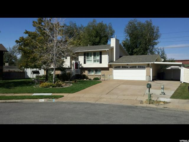 2163 N 520 W, West Bountiful, UT 84087 (#1562674) :: RE/MAX Equity
