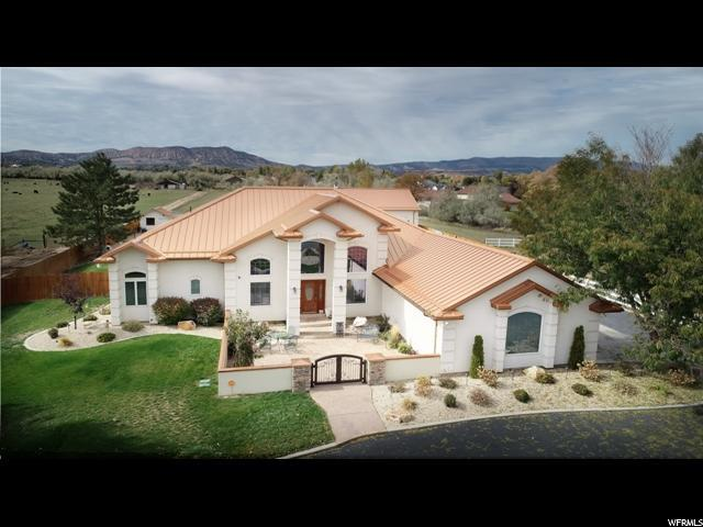 732 S 500 W, Vernal, UT 84078 (#1562692) :: Big Key Real Estate
