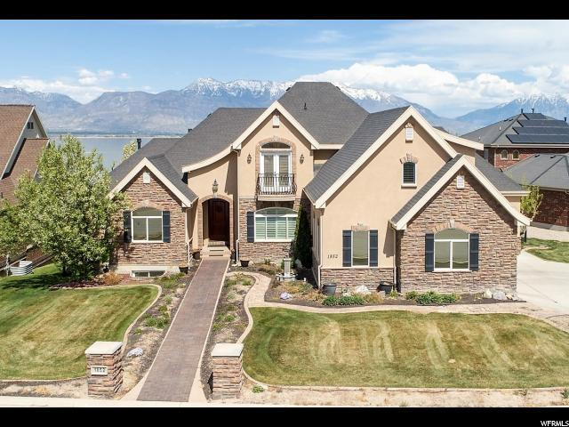1852 S Centennial Blvd E, Saratoga Springs, UT 84045 (#1562747) :: Big Key Real Estate