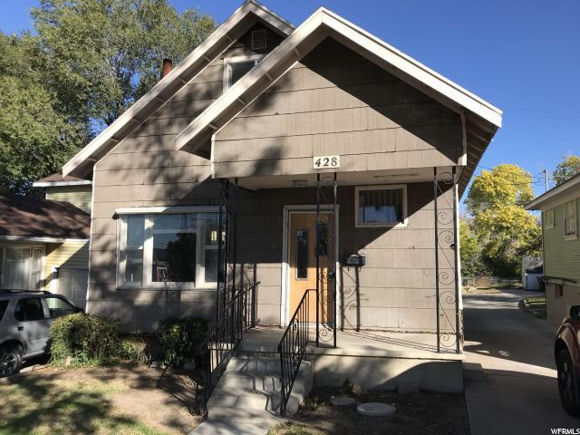 428 E 20TH St S, Ogden, UT 84401 (#1562752) :: RE/MAX Equity