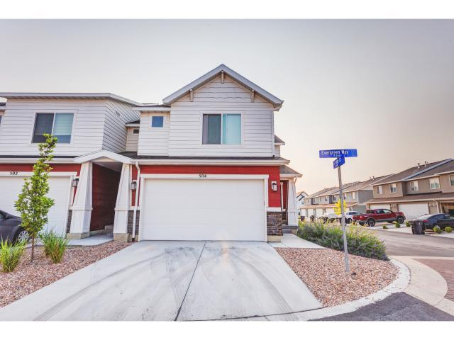 504 S Evergreen Way, Saratoga Springs, UT 84045 (#1562753) :: Colemere Realty Associates