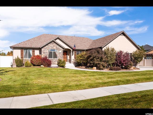 4358 W Park Hollow Ln, Riverton, UT 84096 (#1562765) :: Big Key Real Estate