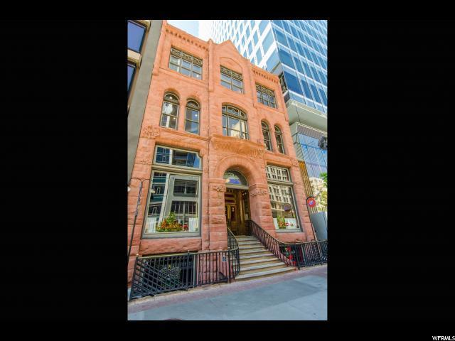 22 E 100 S, Salt Lake City, UT 84101 (#1562774) :: Big Key Real Estate