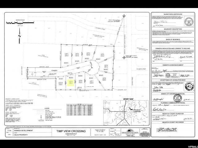 668 E 170 N, Heber City, UT 84032 (MLS #1562801) :: High Country Properties
