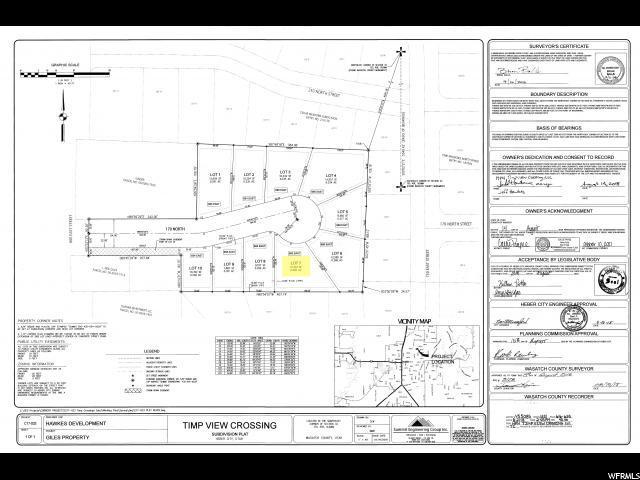 692 E 170 N, Heber City, UT 84032 (MLS #1562802) :: High Country Properties