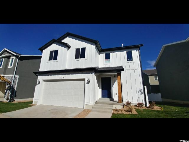 6818 W Theophilus Ct S #30, West Jordan, UT 84081 (#1562814) :: The One Group