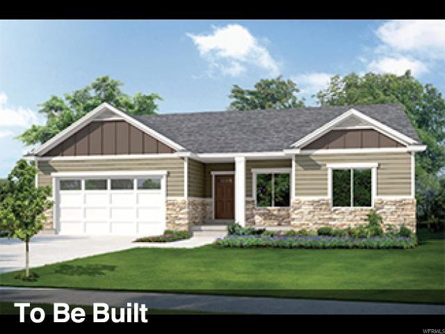731 N Slant Rd E, Spanish Fork, UT 84660 (#1562817) :: Big Key Real Estate