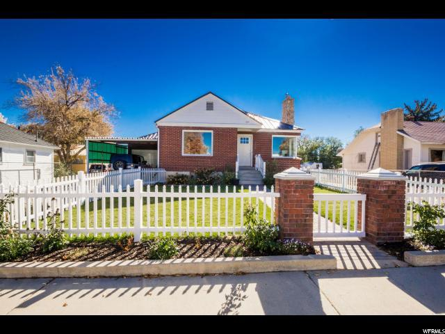 265 W 200 S, Vernal, UT 84078 (#1562821) :: Big Key Real Estate