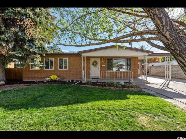 75 S 470 E, Orem, UT 84057 (#1562824) :: Big Key Real Estate