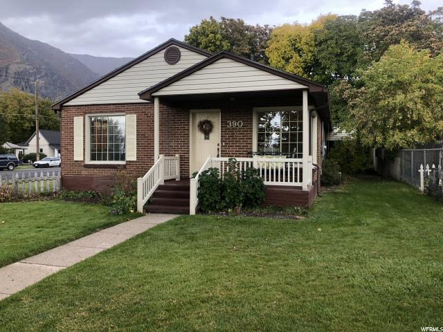 390 N 200 W, Springville, UT 84663 (#1562834) :: Big Key Real Estate