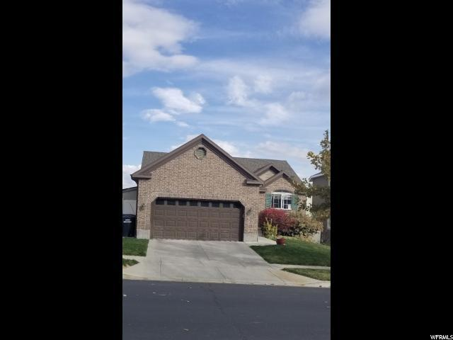 8359 S Sawtooth Oak Dr W, West Jordan, UT 84081 (#1562843) :: The Muve Group