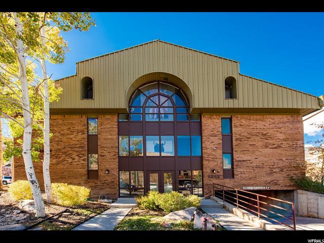 1313 Woodside Ave D, Park City, UT 84060 (#1562906) :: Powerhouse Team | Premier Real Estate